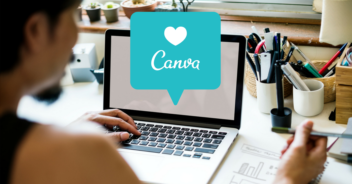 Criando conteúdo de forma online e gratuita com o Canva